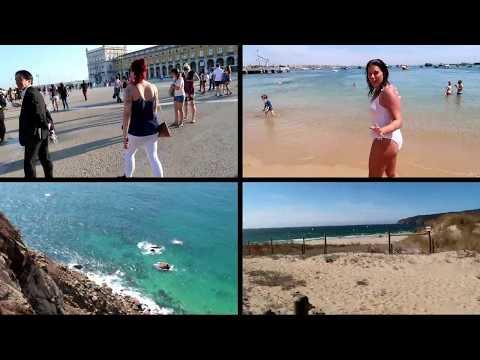 Portugal vlog!!!! Lisbon, Cascais, Cabo da Roca... :*