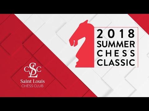 2018 Summer Chess Classic: Round 1