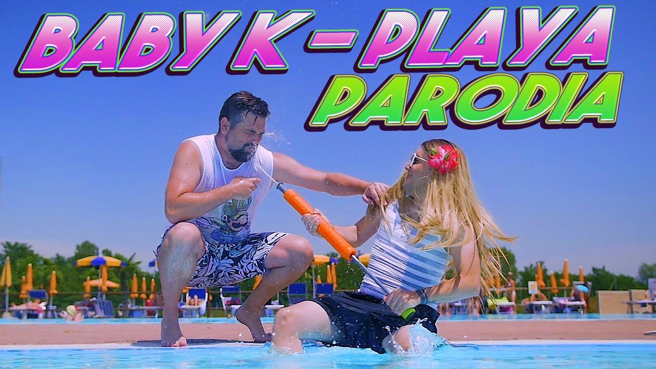 BABY K - PLAYA *PARODIA* - hmatt - YouTube