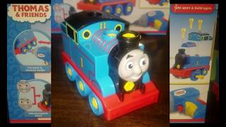 Thomas and Friends Official Fun | Build a Thomas Toy | lego train operator ( 17 Min run time)