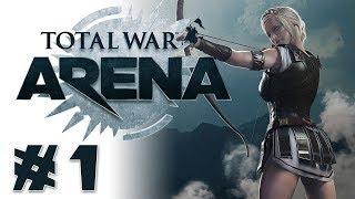 Let's Play Total War: Arena! - 10v10 Multiplayer Warfare - #1 [Sponsored]