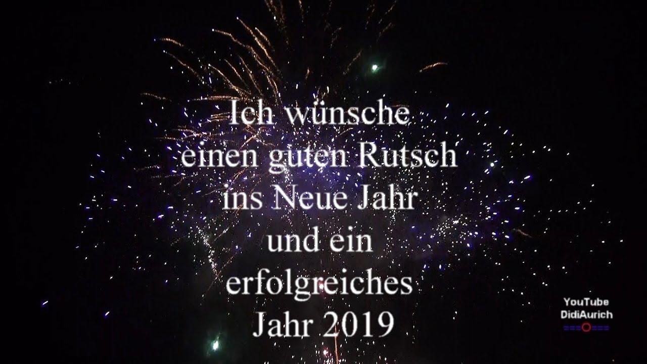 WГјnsche Einen Guten Rutsch Ins Neue Jahr