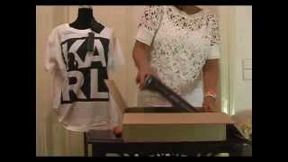 Unboxing Chanel Book - New Edition and Karl Lagerfeld Thumbnail