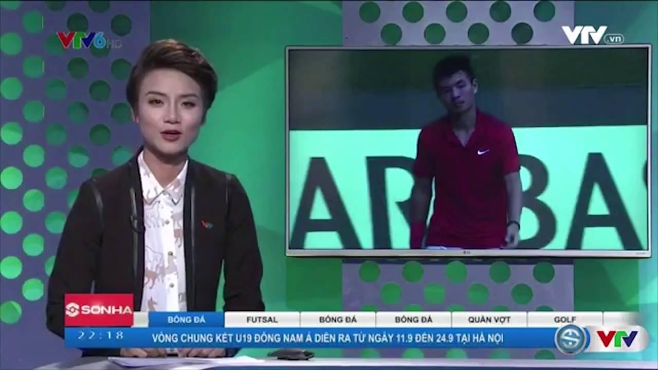Bản tin 360 độ Thể thao trên VTV6, 22h ngày 19/9/2016