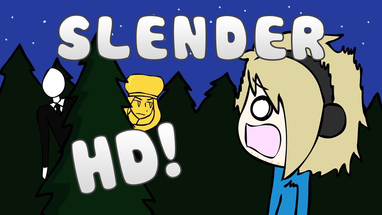 PewDiePie Hd: [PewDiePie] Slender -HD-