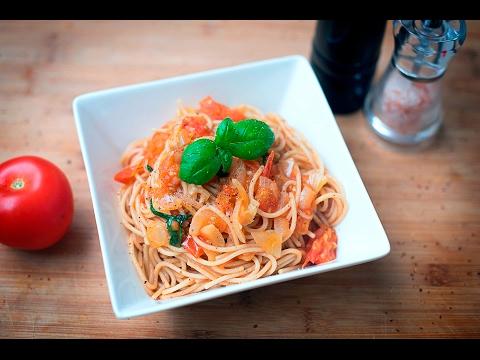 Pâtes tomates &