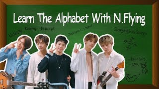 Video Learn The Alphabet With N.Flying download MP3, 3GP, MP4, WEBM, AVI, FLV Juli 2018