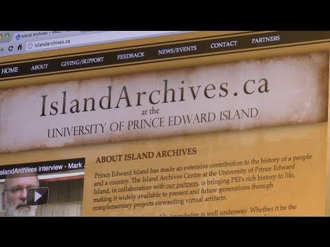 IslandArchives.ca
