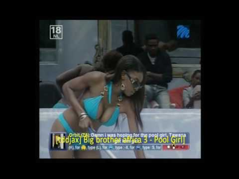 Big Brother Africa 3 - Pool Girl Part [1]