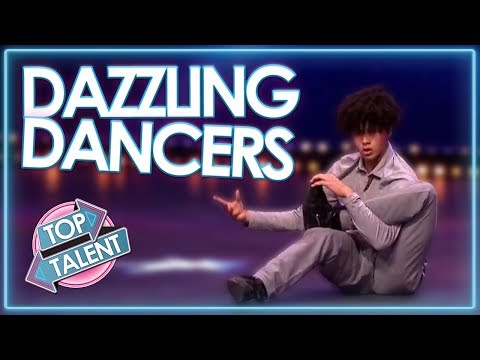 DAZZLING DANCE Auditions On Holland's Got Talent 2019! | Top Talent