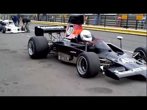 Lola T332 - Mallory Park 17/08/11 - AWESOME SOUND!