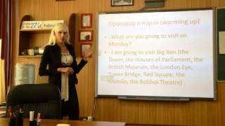 Мастер-класс Коростелёвой С.А. для учителей округа г.Москвы
