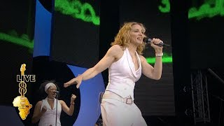 Madonna - Ray Of Light (Live 8 2005)