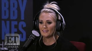 Carrie Underwood Explains Her Facial Injury