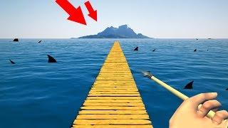 BROKE THE GAME! (Raft Multiplayer) thumbnail