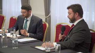 Carl Benjamin (Sargon of Akkad) unopposed at Bristol hustings
