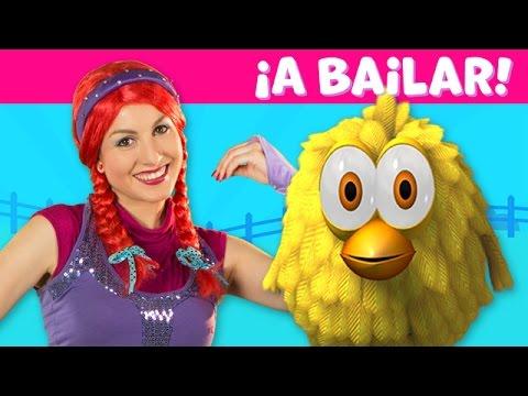 A Bailar La Coreo De El Pollito Amarillito