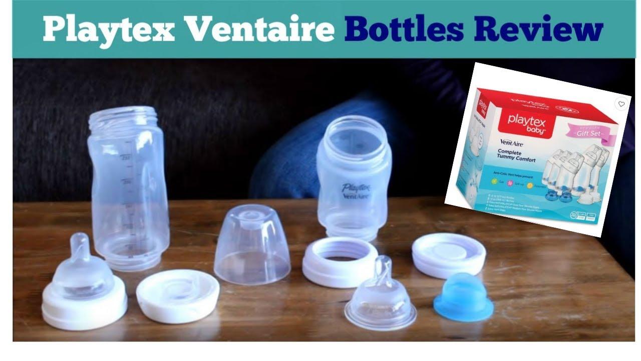 Playtex Ventaire Bottles Review Playtex Bottle Feeding