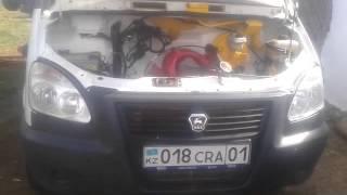 двигатель от ford transit на газель