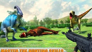 Safari Dino Hunter 3D ▶️ Android GamePlay 1080p(by Integer Games  )