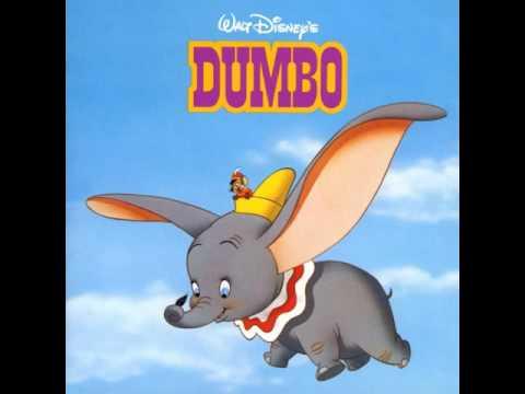 Dumbo OST 9 Fireman Clowns / No Longer An Elephant / Dumbo Baby Mine