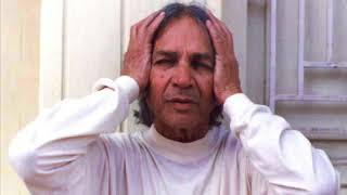 U.G. Krishnamurti - No Free Will & No Thoughts of Your Own