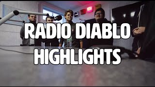Fuldt Pensum i Radio Diablo - Highlights