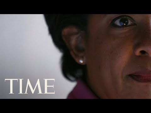 Loretta Lynch On Representing The U.S. As The First Black Woman To Be U.S. Attorney General | TIME