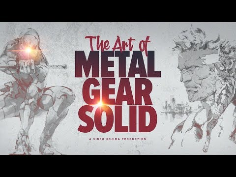 The Art of Metal Gear Solid | Sidcourse