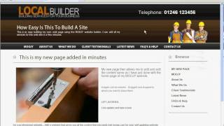 Update my Own Website - How to update your own website