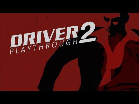 Driver 2 (HD PS) Part 1