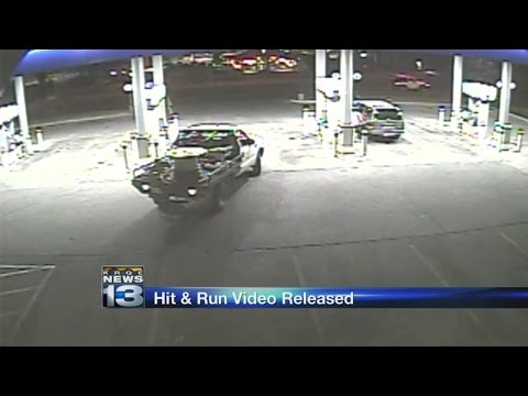 Surveillance video released of deadly hitandrun