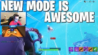 This New Mode is AMAZING: Fortnite Soaring Solo Victory Royale