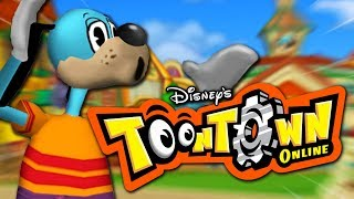 The Magic of Toontown Online