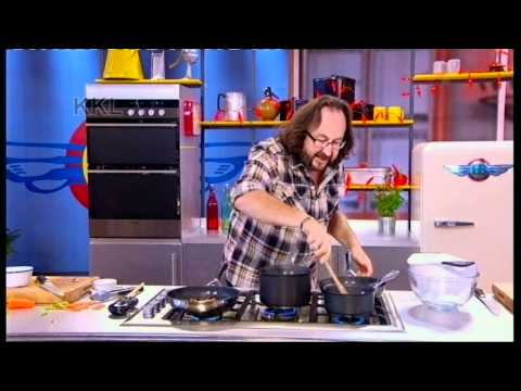 Hairy Bikers' Cook-Off 7Min Supper