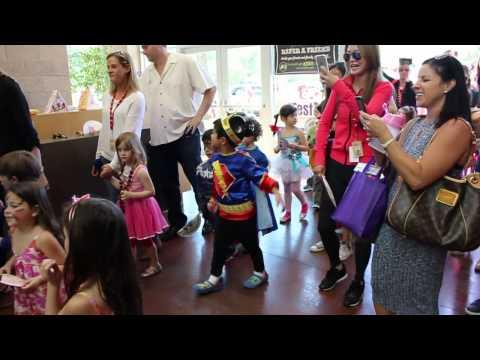 Merage JCC's Aronoff Preschool celebrates Purim