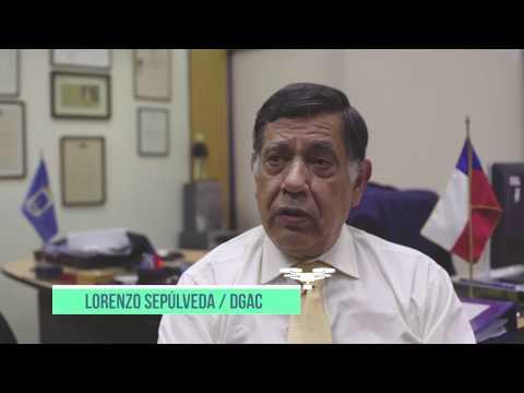 ENTREVISTA - LORENZO SEPÚLVEDA DGAC CHILE
