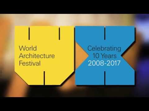 World Architecture Festival 2017 - Sponsorship Highlights for online