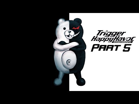 DanganRonpa THH [Part 5] Detective Mossy is on the Case