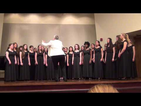 The Ursuline School Honors Choir - Ave Maria