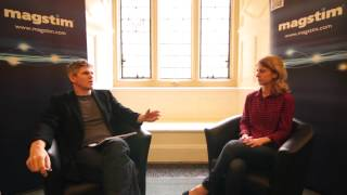 Magstim Inside Interviews: 5 minutes with leading TMS researchers (Eva Feredoes)