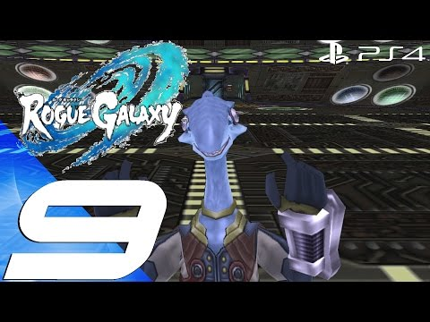Rogue Galaxy PS4 - Gameplay Walkthrough Part 9 - Jupis Robot Boss [1080p 60fps]