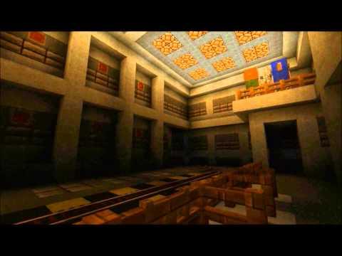 STARFOX NES 'Custom Dark Ride RollerCoaster' Minecraft