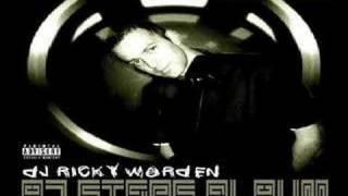DJ Ricky Worden old skool hardcore rave 1992 Mix Series Clip 28  - Old skool Hardcore