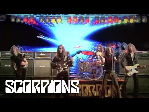 Scorpions - Sails Of Charon - Musikladen TV (16.01.1978)
