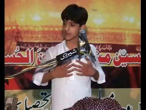 Ali Abbas Askry  Jashan  imam Hassan,as 15 Ramzan 2016 Markazi imam Bargah Bhalwal Sargodha