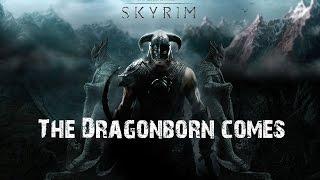 The Dragonborn Comes Русская версия