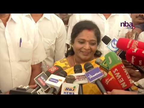ஸ்டாலின்-ன்னு உங்களால் கூப்பிட முடியுமா? Tamilisai on Rahul Gandhi & MK Stalin | DMK | Congress