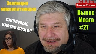 Сергей Савельев. Эволюция млекопитающих (Вынос мозга #27)