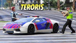 Download Video Polisi Baku Temb4k Melawan Ter0ris - GTA 5 Mod Polisi Indonesia MP3 3GP MP4
